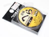 東レ 将鱗スーパープロ道糸 - フロロ GL #ゴールド #0.7