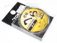東レ 将鱗スーパープロ道糸 - フロロ GL #ゴールド #1.0