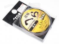 東レ 将鱗スーパープロ道糸 - フロロ GL #ゴールド #1.5
