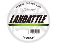 東レフィッシング ソラローム - ランバトル フロロ クリアー 3lb 100m