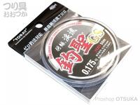 東レフィッシング 将鱗渓流 釣聖GS - 50m巻 # ナチュラル 0.175号 標準直径0.069mm