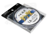 東レフィッシング 将鱗 - 渓流 釣聖 # ナチュラル 1.0号 0.165mm フロロカーボン100%