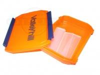 バレーヒル ルアーケース - VHW-1510HL #オレンジ サイズ 横20×縦15×厚み3.5cm
