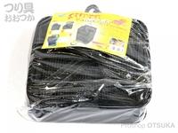 バレーヒル スーパータコホイホイ -  #ブラック サイズ24W/24L/40H(cm)