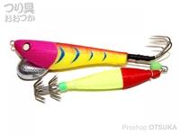 谷山商事 船匠 - タコの天敵 #03 とろけるピンク 仕掛け全長 22cm
