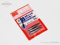 ベーシックギア DSスティックシンカー - - -. 9g