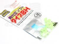 東邦産業 発光玉ソフト「タイプ8H」 - - #グリーン 3.5号