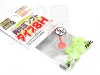 東邦産業 発光玉ソフト「タイプ8H」 - - #グリーン 5号