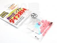 東邦産業 発光玉ソフト「タイプ8H」 - - #ピンク 3.5号