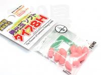 東邦産業 発光玉ソフト「タイプ8H」 - - #ピンク 5号