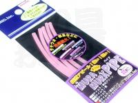 東邦産業 フロートパイプ - ムラムラパイプ 超ケイムラ #夜光ピンク 10cm
