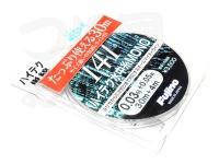 フジノ 141ハイテク水中糸モノ -  #ブラック  0.03号/0.05号