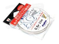 フジノ AQ ハナカン回り糸 -  # ブライトゴールド 0.5号 0.117mm ナイロン100%