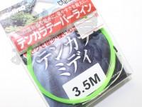 フジノ テンカラミディ -  #ライトグリーン 3.5m ナイロン100% テーパーライン