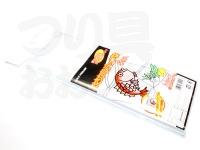 浜田商会 おさかなジップ袋 -   Mサイズ 340×240