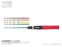 浜田商会 PG 極仙偏平わかさぎ -  タイプ2 錘負荷:1~2号 1.5-40  全長約38.5cm