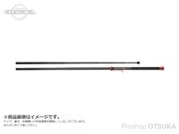 浜田商会 CB ランガンショットホルダー - 400 自重:約397g 全長約4.00m 仕舞:約59.5cm