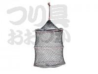 浜田商会 クレモナワイヤー巻スカリ - AKA001  60cm 2段