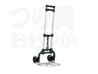 浜田商会 ワンタッチアルミキャリー - LEG005  最大荷重30kg
