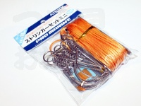 浜田商会 ストリンガーセットミニ枠付 - ATE206  ロープ全長 約10m付