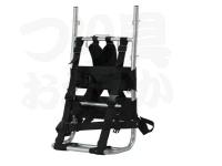 浜田商会 アルミ背負子 - LEH404  サイズL 耐荷重25kg