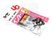 植田漁具 スイベル - インターロック付ローリング  2号