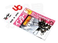 植田漁具 スイベル - インターロック付ローリング  3号