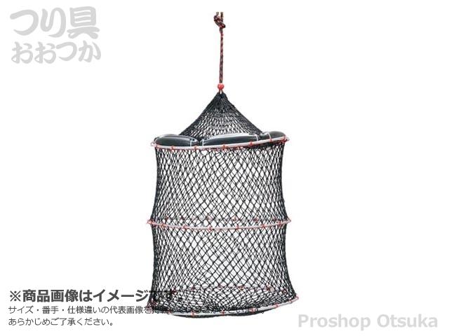 浜田商会 クレモナワイヤー巻スカリ AKA001 40cm 3段