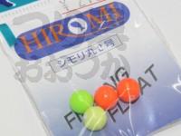 ヒロミ シモリ - ウキ丸型 #各色 2号