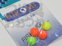 ヒロミ シモリ - ウキ丸型 #各色 3号