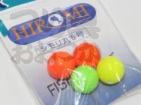 ヒロミ シモリ - ウキ丸型 #各色 5号