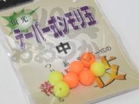 セイコー テーパー式シモリ玉 -   サイズ中