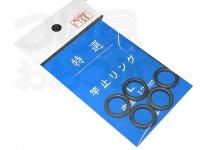 三木商会 竿止リング - L 4個入り 内径3mm