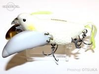 チェイスベイツ ザ・スマグラー -  2.5インチ #ホワイトコカトゥー 65mm 18g