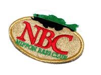 日本バスクラブ NBC トーナメント用品 - NBCワッペン - トーナメント用