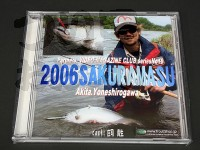 パートナーズ パートナーズDVD - No16 2006桜鱒  DVD60分