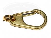 ティークラフト リリーサー専用金具 -  #真鍮 大(最大開口10ミリ)