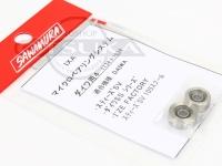 サワムラ ボールベアリング - IXA マイクロベアリングシステム ダイワ用 - 1134+1034