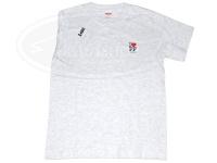 レザースタイルペルフェット Tシャツ - ペルT #アッシュ Lサイズ