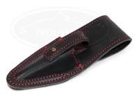 レザースタイルペルフェット レザープライヤーケース -  2505-140/160 #ブラック(レッドステッチ) オオツカXペルフェコラボモデル