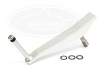 NSクラフト カーディナルROBOシングル - CDS50F ブランク #SV(シルバー) 50mm  ダイワ、シマノノブ装着可能