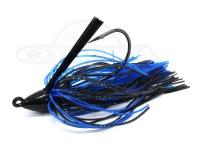 プロツアーベイト スイムジグ -  3/8oz #ブラック&ブルー 3/8oz