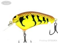 ジョンホットルアーズ クランクベイト - ホットヒッキー #スプリングクロー 5.5cm 8g