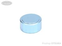 スプリームスタイル キャストコントロールキャップ -  チタン18角 #Ti-A05 アイスブルーI アンバサダー1500C、2500C、その他