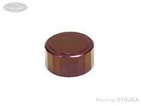 スプリームスタイル キャストコントロールキャップ -  チタン18角 #Ti-A07 コパー アンバサダー1500C、2500C、その他