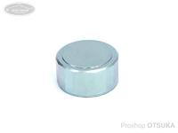 スプリームスタイル キャストコントロールキャップ -  チタン18角 #Ti-A08 アイスブルーII アンバサダー1500C、2500C、その他