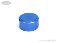 スプリームスタイル キャストコントロールキャップ -  チタン18角 #Ti-A09 ディープブルー アンバサダー1500C、2500C、その他