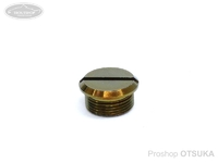 スプリームスタイル ハンドルノブキャップ - ステンレス304 #ディープゴールド スプリームスタイルノブに対応
