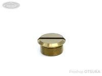 スプリームスタイル ハンドルノブキャップ - 純チタン #シャンパンゴールド スプリームスタイルノブに対応