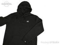 ワーキングクラスゼロ フーディー - エコーチャンバーフード #ブラック XLサイズ